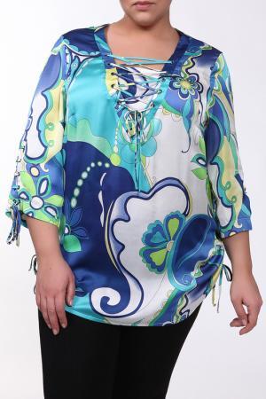 Блуза G.Forte. Цвет: цветной