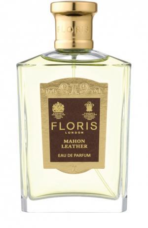 Парфюмерная вода Mahon Leather Floris. Цвет: бесцветный