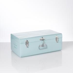 Металлический ящик, Masa La Redoute Interieurs. Цвет: бледно-розовый,бледный сине-зеленый,желтый горчичный,изумрудный,синий морской
