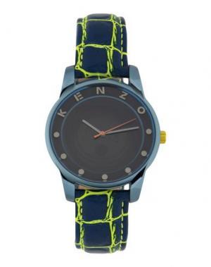 Наручные часы KENZO. Цвет: свинцово-серый