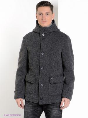 Пальто MC NEAL. Цвет: темно-серый