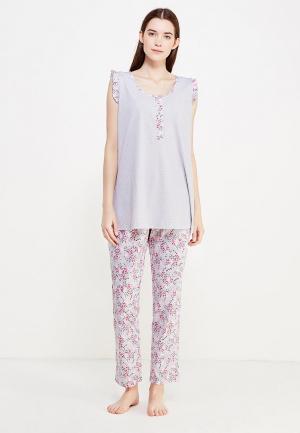 Пижама Лори. Цвет: серый