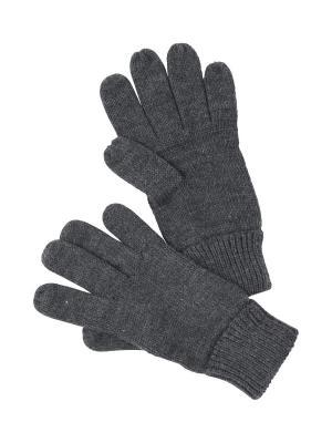 Перчатки S.OLIVER. Цвет: темно-серый