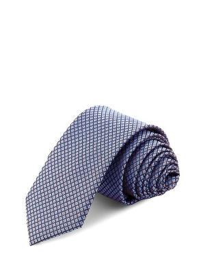 Галстук CASINO. Цвет: синий, голубой