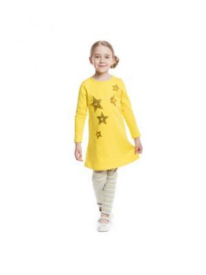 Платье трикотажное для девочек PlayToday