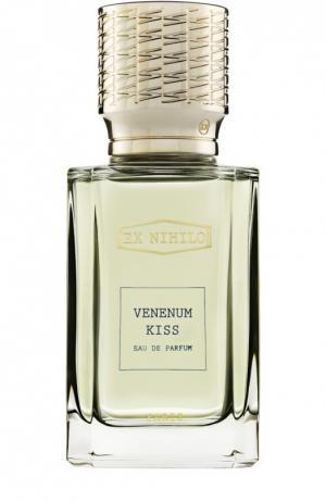 Парфюмерная вода Venenum Kiss Ex Nihilo. Цвет: бесцветный