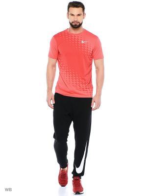 Брюки M NSW JGGR FLC HYBRID Nike. Цвет: черный