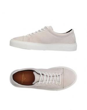 Низкие кеды и кроссовки ROYAL REPUBLIQ. Цвет: светло-серый