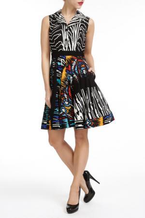 Платье Didier Parakian. Цвет: 00-unique