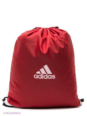 Рюкзак TIRO GB Adidas. Цвет: красный