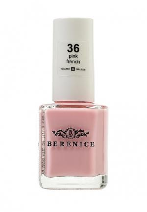 Лак Berenice. Цвет: розовый