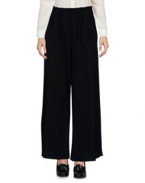 Повседневные брюки HARRIS WHARF LONDON. Цвет: черный