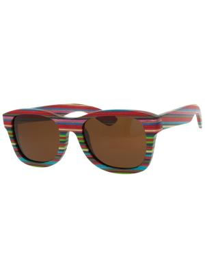Очки TM0033-B-6-SK SKATEBOARD TEHMODA. Цвет: бирюзовый
