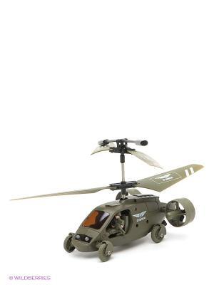 Радиоуправляемый вертолет-машина Fly-0234 От винта. Цвет: хаки