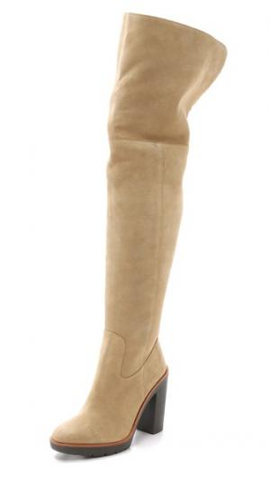 Сапоги Gabry с подкладкой Kate Spade New York. Цвет: пустыня