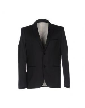 Пиджак WON HUNDRED. Цвет: черный