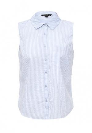 Блуза Jennyfer. Цвет: голубой