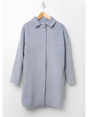 Пальто S.OLIVER. Цвет: голубой