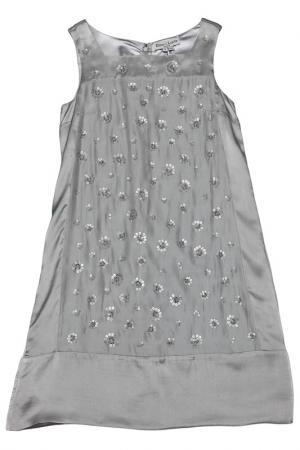 Платье Dino e Lucia. Цвет: серый