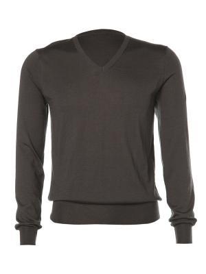 Пуловер Kangra. Цвет: темно-серый