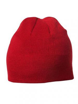 Шапка Clique Grover. Цвет: красный