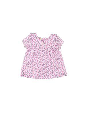 Блузка DAMY-M. Цвет: сиреневый