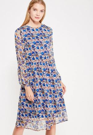 Платье Vittoria Vicci. Цвет: разноцветный