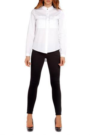 Рубашка LOU-LOU. Цвет: white