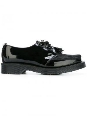 Ботинки  x George Cox Le Kilt. Цвет: чёрный
