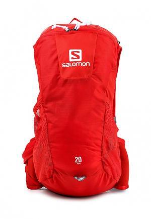 Рюкзак Salomon. Цвет: красный