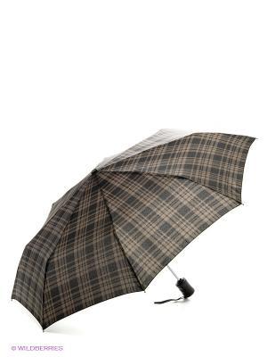 Зонт мужской автомат Fulton. Цвет: бежевый