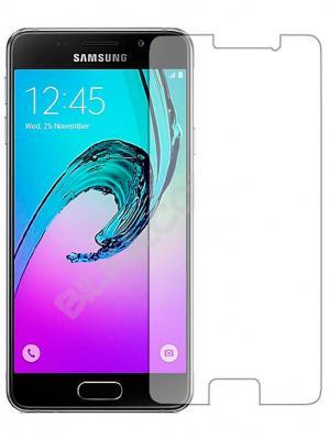 Защитное стекло для Samsung Galaxy A5 (2016) a5100 IQ Format. Цвет: прозрачный