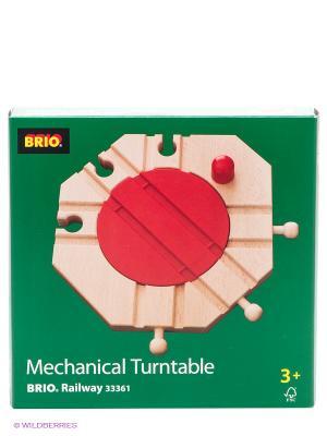 Игрушка Механический перекресток BRIO. Цвет: зеленый