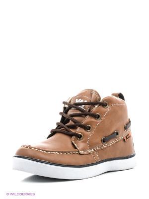 Ботинки XTI. Цвет: светло-коричневый