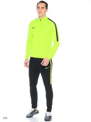Костюм M NK DRY SQD TRK SUIT K Nike. Цвет: зеленый