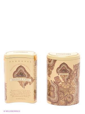 Чайный набор Basilur Восточная коллекция Масала чай. Цвет: черный