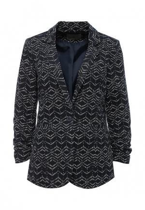 Пиджак Vero Moda. Цвет: синий