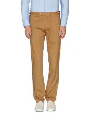 Повседневные брюки JEY COLE MAN. Цвет: песочный