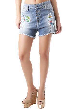 Shorts Sexy Woman. Цвет: blue