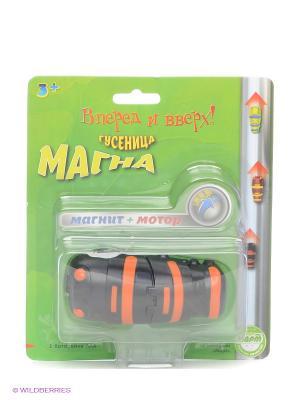 Гусеница Magna. Цвет: черный, оранжевый