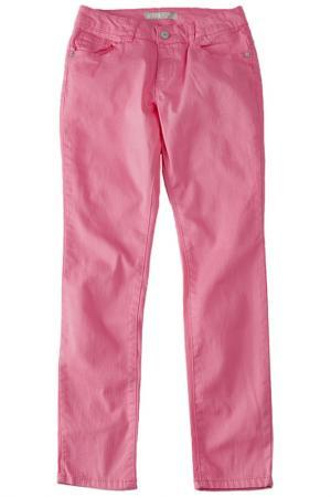 Джинсы 12K. Цвет: розовый