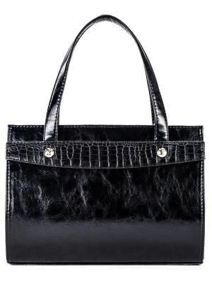 Женская сумка S.LAVIA 71104801. Цвет: черный