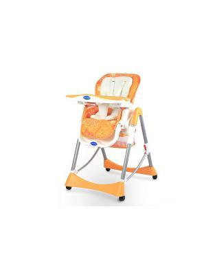 Стульчик для кормления Sweet Baby Magic Topaz. Цвет: оранжевый