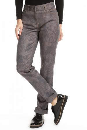 Pants PPEP. Цвет: brown