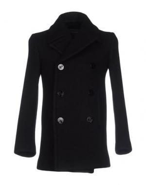 Пальто MARC JACOBS. Цвет: черный