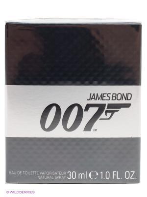 Туалетная вода, James Bond Agent 007, 30 мл. Цвет: прозрачный