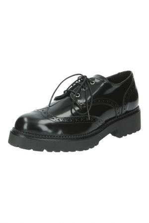 Ботинки Repo. Цвет: черный