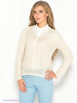 Пуловер Ada Gatti. Цвет: молочный