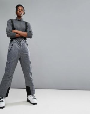 Killtec Лыжные брюки Akolo. Цвет: серый