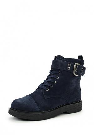 Ботинки La Grandezza. Цвет: синий